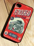 KOOLART PETROLHEAD SPEED SHOP Design For Retro Nissan Skyline R32 Hard Case Cover Fits iPhone 4 4s